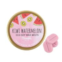 Eco Soy Wax Melts 'Kiwi Watermelon Ethically sourced and handmade right here in the UK...